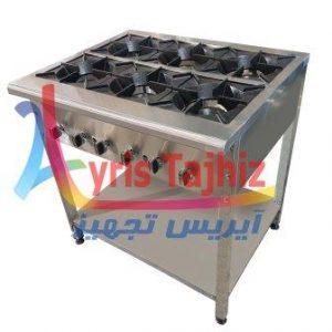 ojaghgaz istade 300x300 - تجهیزات آشپزخانه صنعتی