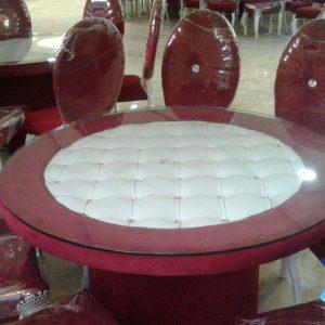 میز و صندلی تالار پذیرایی