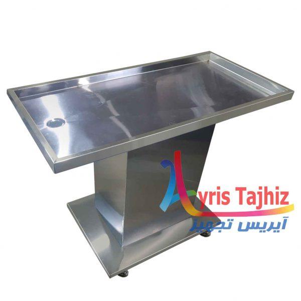 mizmoayene 1 600x600 - میز معاینه دامپزشکی